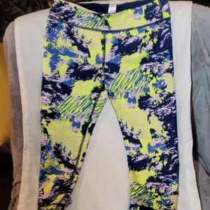 Girls Ivivva exercise pants